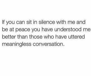 friendship, introvert, and peace image