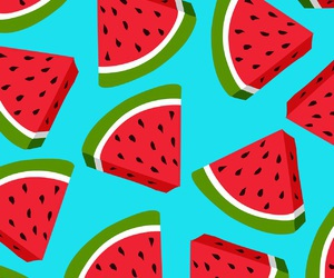 background, wallpaper, and watermelon image