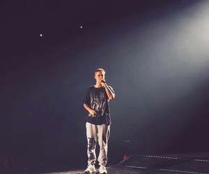 believe, justin, and bieber image
