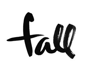 fall, quote, and sayings image