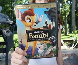 bambi, movie, and disney image
