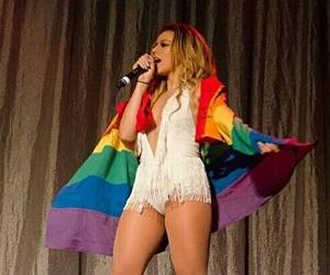 fifth harmony, dinah jane, and gay image