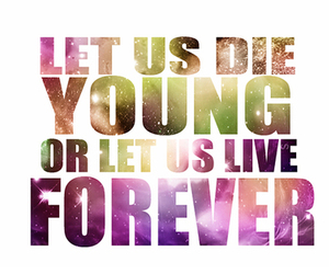 Adult, forever, and Forever Young image