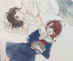 椿町ロンリープラネット, 少女漫画, and 木曳野暁 image