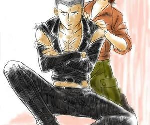 anime, manga, and toboe image