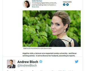 Angelina Jolie, Brangelina, and feminism image