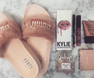 fashion, makeup, and puma image