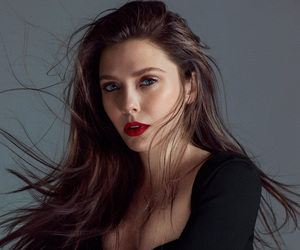 elizabeth olsen and actress image