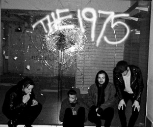 the 1975 and band image