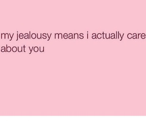 hate, jealousy, and love image