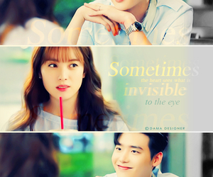 Korean Drama, kdrama, and han hyo joo image