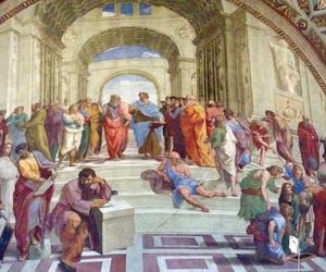 art, raphael, and raffaello image