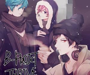 anime, anime boy, and thrive image