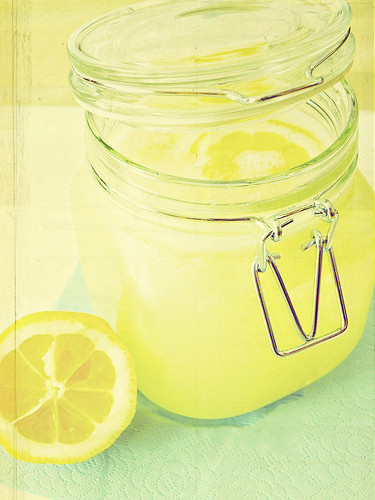 lemonade and photography image