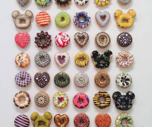donuts, wallpaper, and Cookies image
