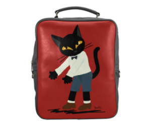 backpack, bag, and cute image