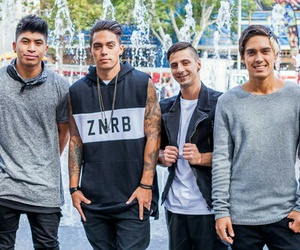 bands, boys, and justice crew image