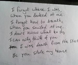 iloveyou, poem, and sad image