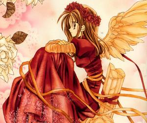 flowers, manga, and sweet image