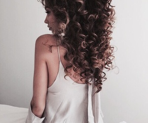 goals, fashion, and curls image