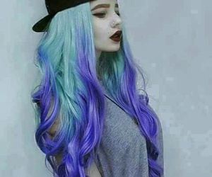 colorfulhair image