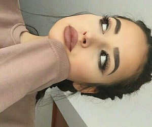 beauty, goals, and make up image