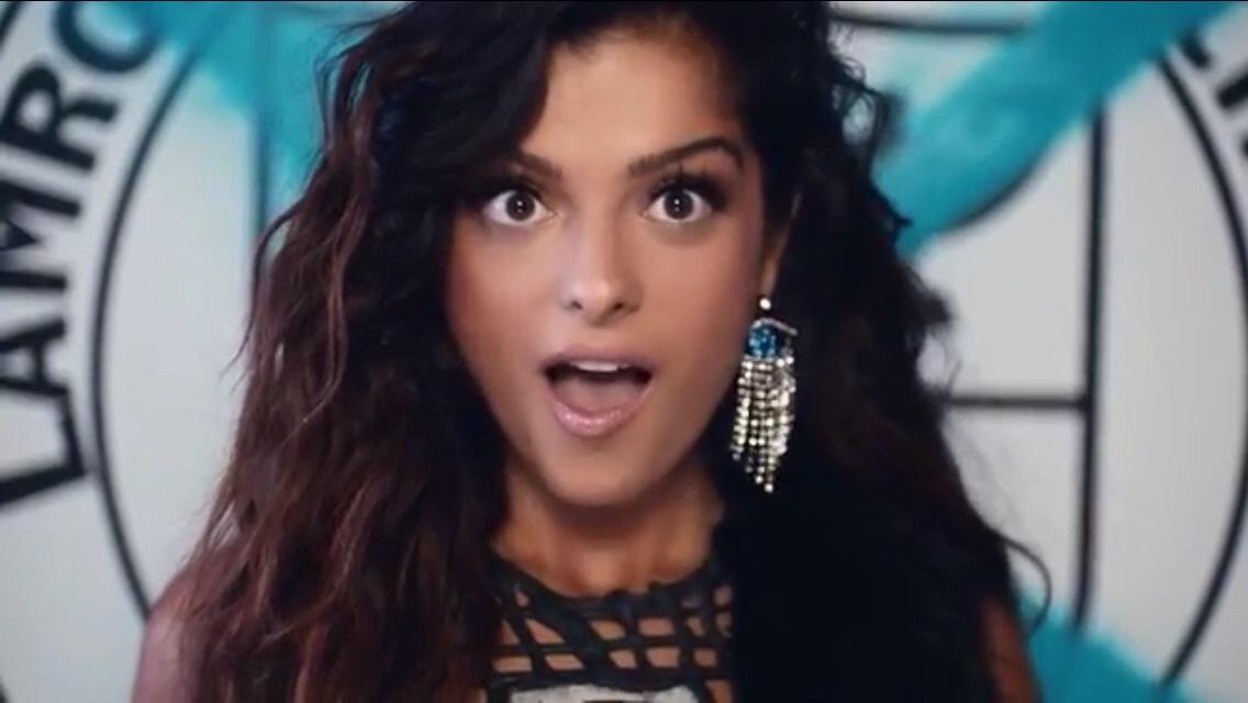 Get Bebe Rexha Dark Hair  PNG