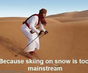 arab, funny, and hipster image