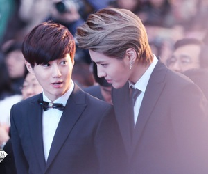 exo, kris, and krisho image