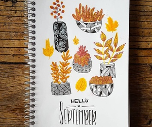 fall and September image