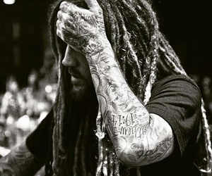 korn, rock, and dreds image