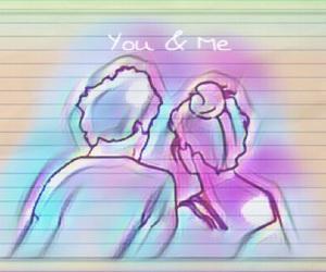 &, couple, and amor image