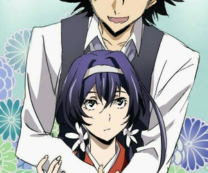 anime, ranpo, and bungo stray dogs image
