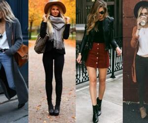belleza, estilo, and moda image