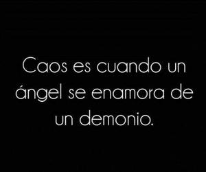 love, angel, and frases image