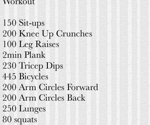 exercise, fitness, and health image