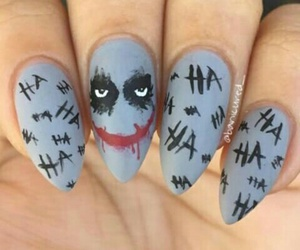 nails and joker image