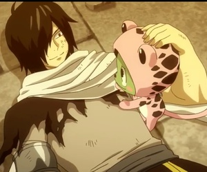 fairy tail, frog, and Rogue image
