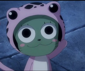 fairy tail, frosch, and exceed image