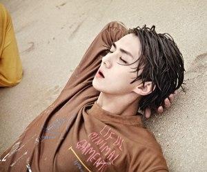 exo, sehun, and kpop image