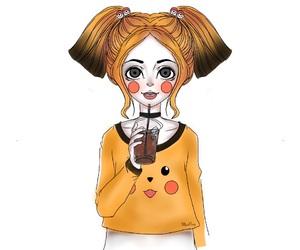 anime, color, and kawaii image