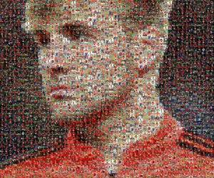 manchester united, fanmade, and luke shaw image