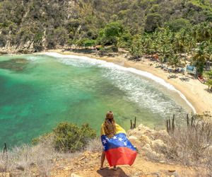 amigos, beach, and beautiful image
