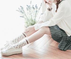 japanese, kawaii, and outfit image