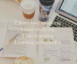 college, motivation, and quote image