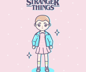 eleven, fanart, and series image