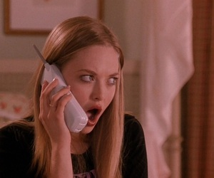 mean girls, movie, and amanda seyfried image