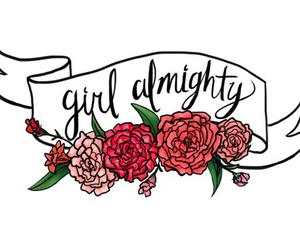 one direction, girl almighty, and flowers image