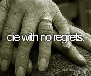 before i die, die, and quotes image