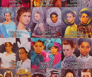 books, the hunger games, and peliculas image